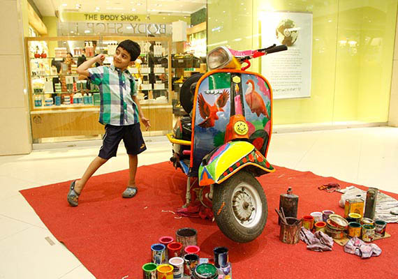 Independence Day Celebration at Dolmen Mall