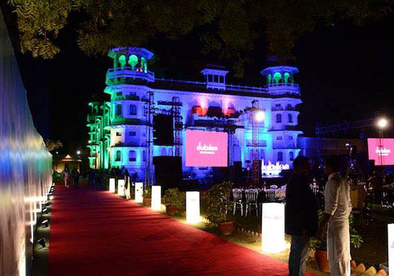 Corporate Dinner at Mohatta Palace