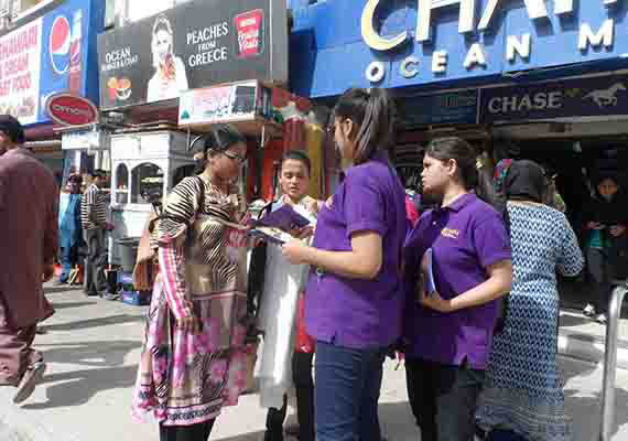 Sales Promotion Activity in Karachi