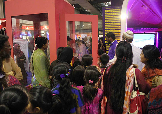 Pre-Ramadan Sales Promotion Activity at Expo Center
