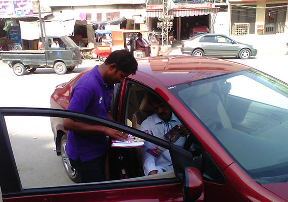 Sales Promotion Activity in Various Cities